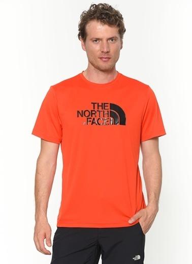The North Face Tişört Kırmızı